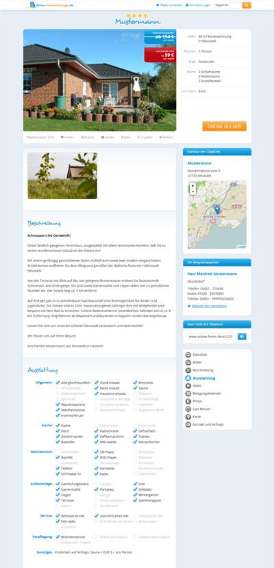 Wo Liegt Schwanitz Ostsee Karte.Vermieterinformationen Ferienwohnung Vermieten Ostsee Ferienwohnung
